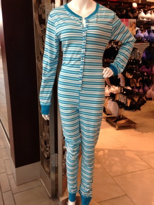 one piece pyjamas