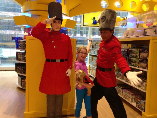 Tours at FAO Schwarz