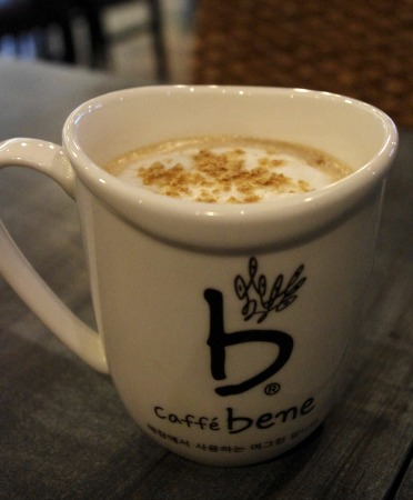 Korean latte