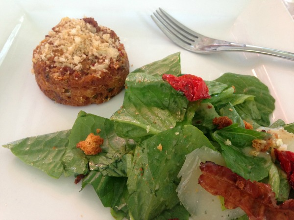 salad and stuffing
