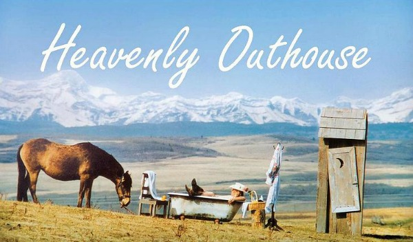 Heavenly Outhouse