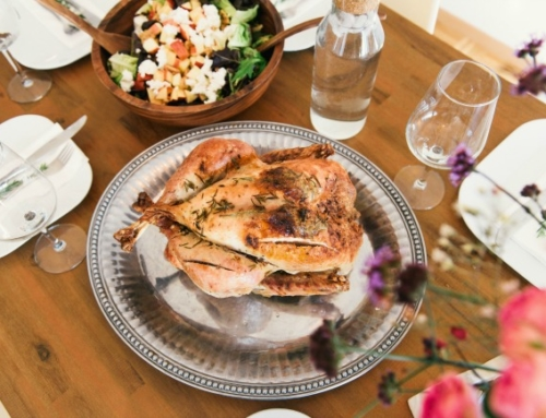 7 easy tips to make mealtimes more interesting
