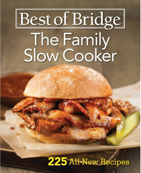 Best of Bridge: The Family Slow Cooker + Giveaway