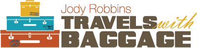 Jody Robbins | Travels with Baggage Mobile Logo
