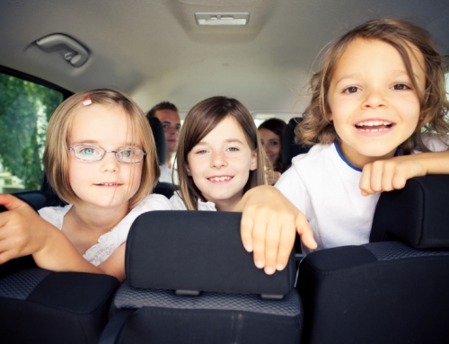 6 Things you need to know about carpooling kids