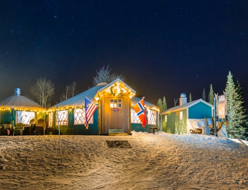 Forget skiing! This is why you need to yurt in Park City