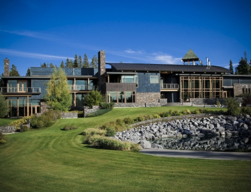 Azuridge: A Gem of a Property Near Priddis