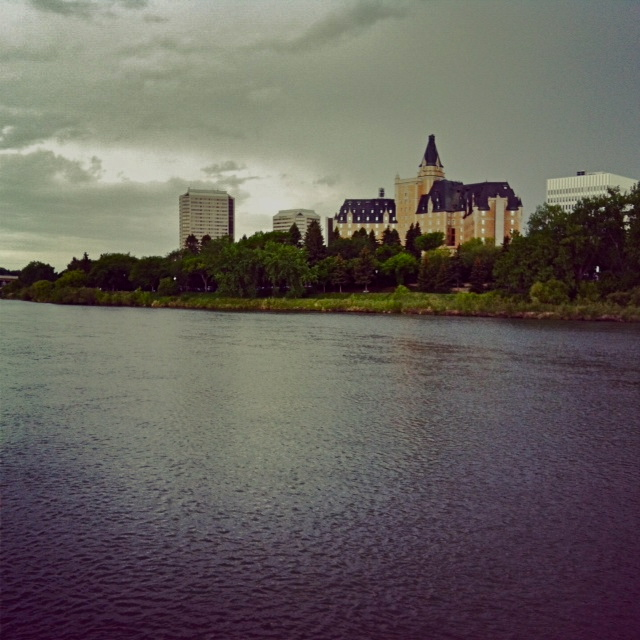 South Saskatchewan River