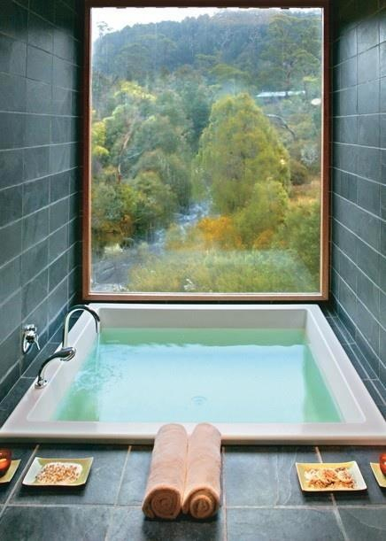 spa bathtub