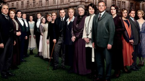 Season Three Downton Abbey