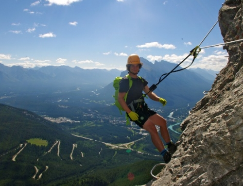 Banff Via Ferrata: The Wildest Trip You Can Take in Banff National Park