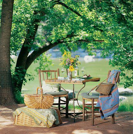 River Cafe picnic