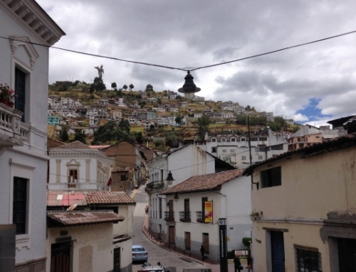 Where to Stay in Quito? Las Casona De La Ronda Hotel!