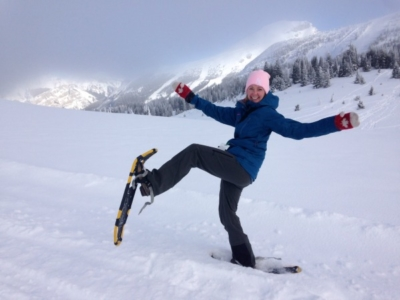 10 Surprising Things about Snowshoeing at Sunshine Village