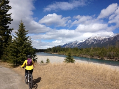 three sisters bike trail