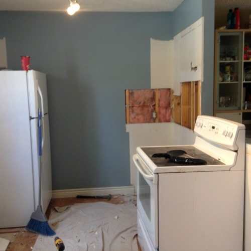 Can our marriage survive this reno?