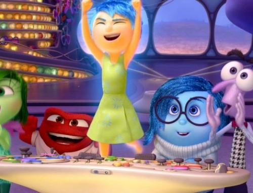 How 'Inside Out' offers a new approach to sadness
