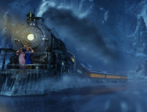 From Calgary to the North Pole via The Polar Express