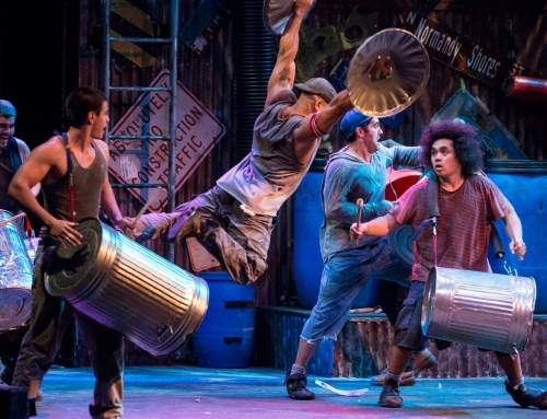 Why it's worth seeing STOMP