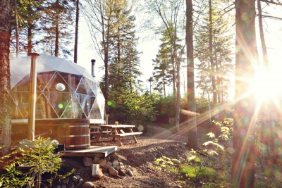 Why you need to get to Ridgeback Lodge before any other glamping destination.