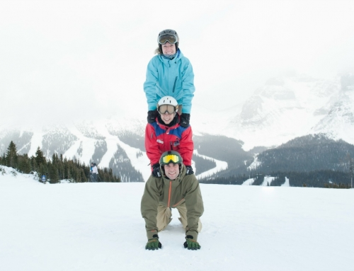 Skiing in Banff: How to hack it