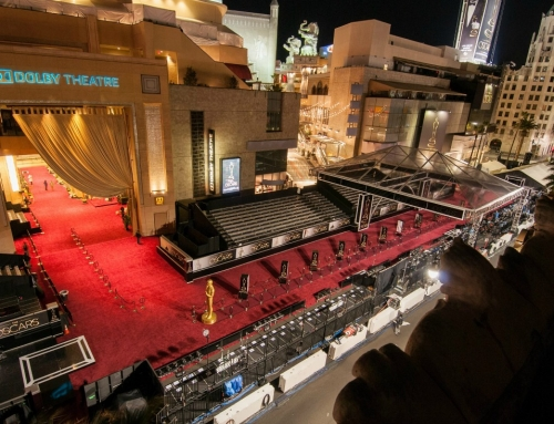 Oscar countdown! How celebs roll in Los Angeles