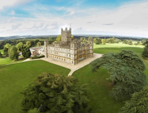 My behind the scenes Highclere Castle (Downton Abbey) Tour