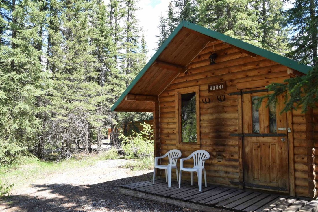 cabin rental calgary