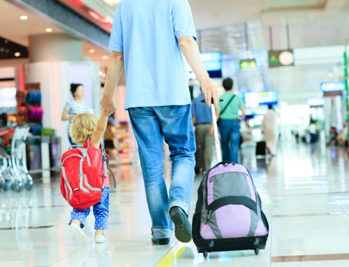 Best tips for baby and toddler travel