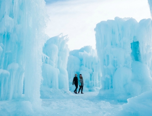 How to find your perfect ice castle
