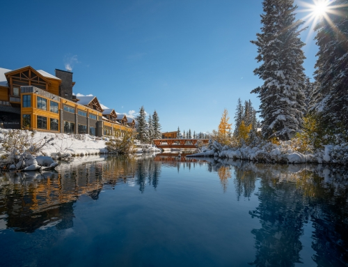 Staying overnight? Here are the best Canmore hotels