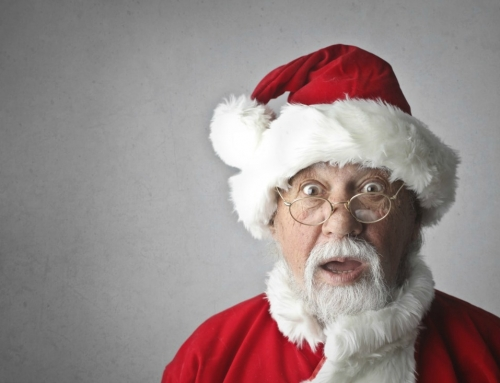 Where to get free Santa photos in Calgary
