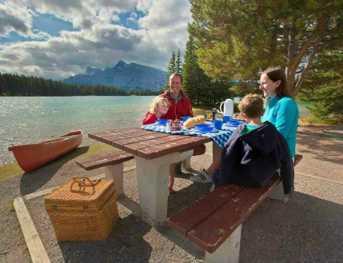Camping in Banff? Here are the best campsites to book