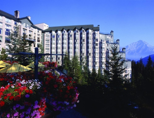 How is the Rimrock Resort in Banff so amazing