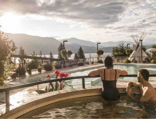 These are the best BC hot springs for relaxation
