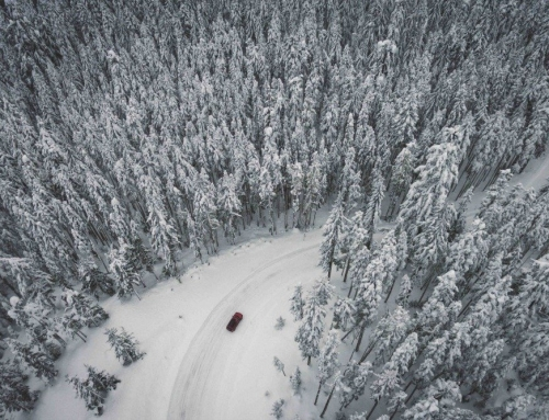 How to make winter road trips an actual pleasure