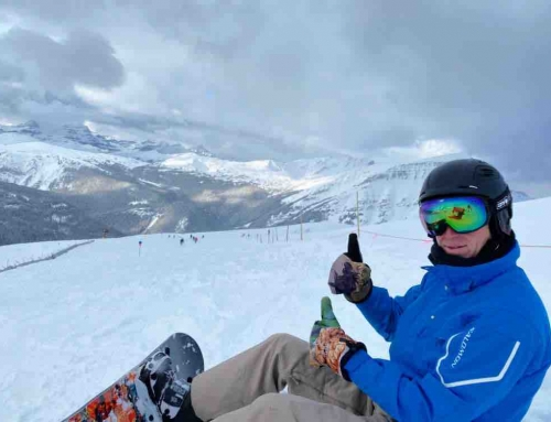 How to hack skiing at Sunshine Village Resort