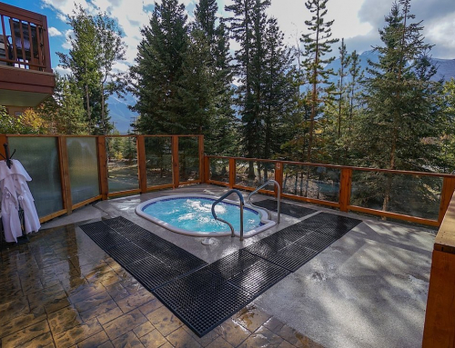 The Best Banff Hotels with a Private Hot Tub You Need to Try