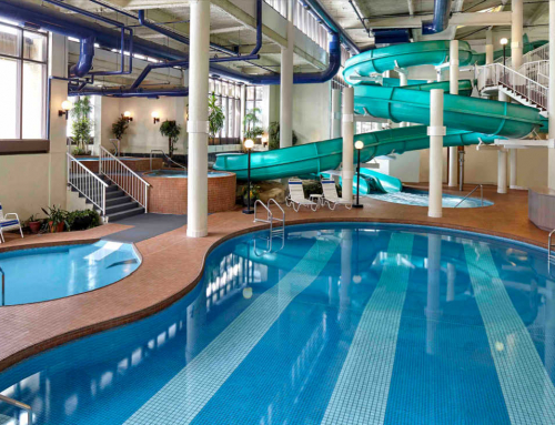 Awesome Calgary Hotels with Waterslides and Waterparks