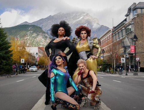 Banff Pride Kicks Off With Drag Race Royalty